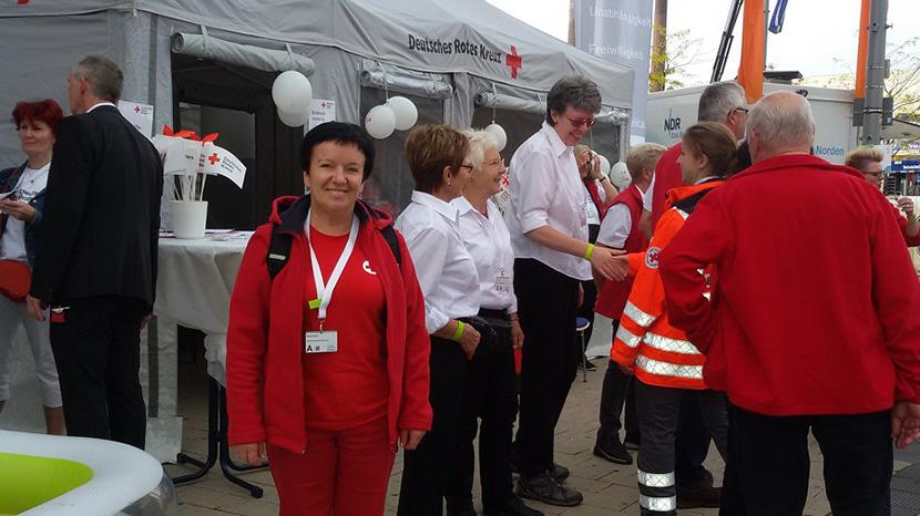 Что может Красный Крест? Многое, если есть настоящий лидер