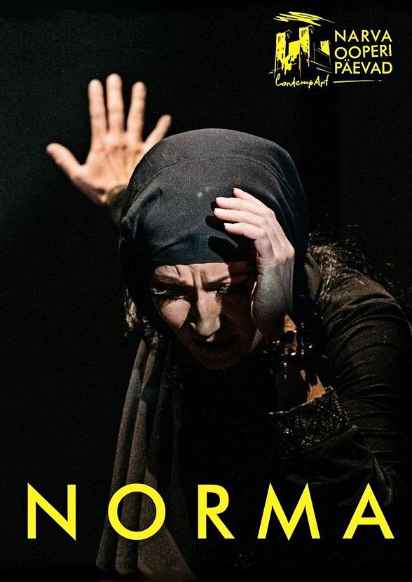 В пятницу на Кренгольме будет звучать «Норма» + Программа фестиваля