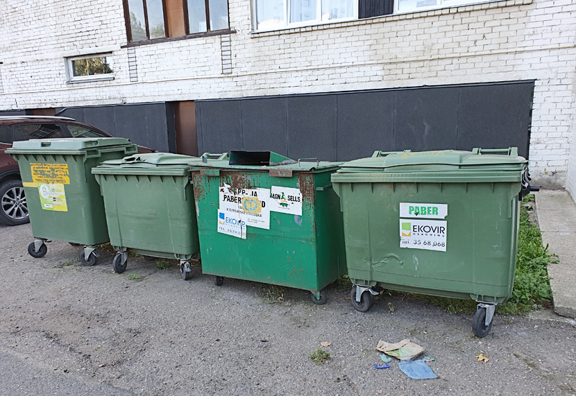 Невыгодно?! Нарвские КТ отказываются от сортировки мусора