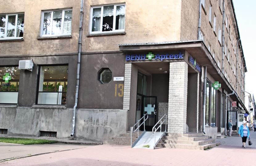 Большинство нарвских аптек плохо представляют свое будущее после 1 апреля