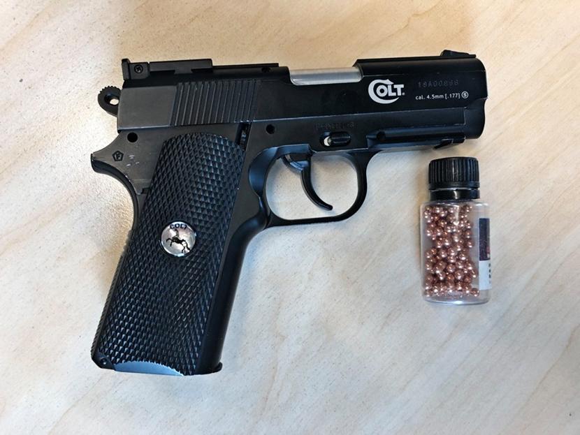 Конфликт в Кохтла-Ярве: один юноша выстрелил в другого из пневматического оружия