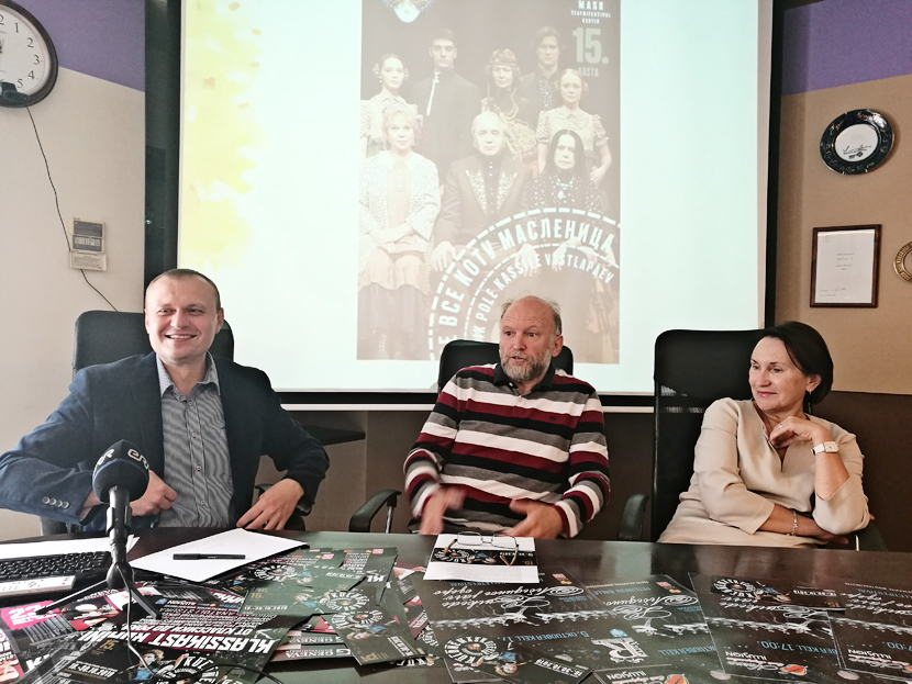 Нарва - Осенняя столица Эстонии: программа полна уникальных предложений