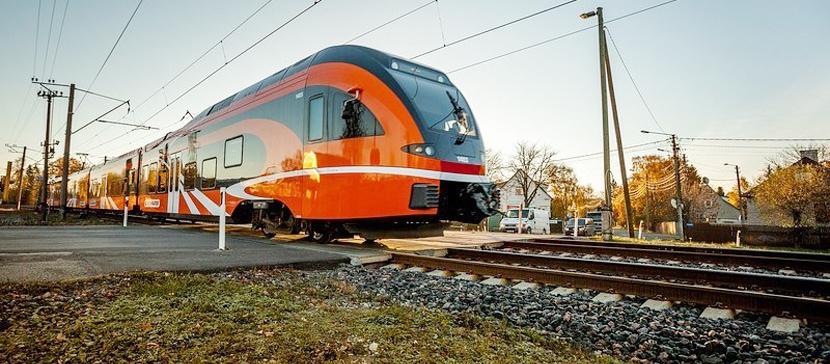 Объявлено расписание поезда эстонского языка