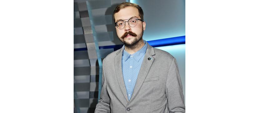 Михаил Комашко, рассказывающий о том, что народу важно