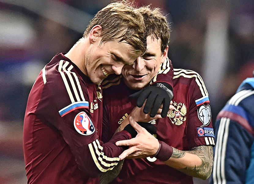 Павел Мамаев и Александр Кокорин вышли на свободу