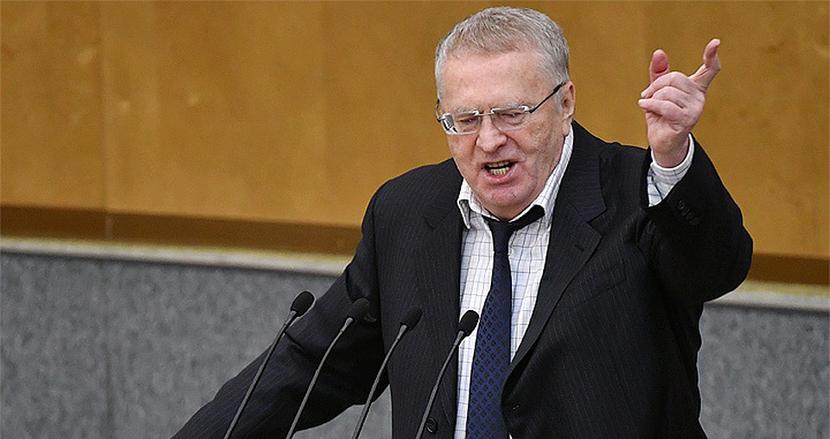 Жириновский предложил включить в Россию две страны