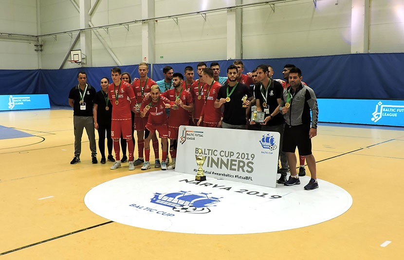 Baltic Cup Narva –  разминка перед чемпионатом