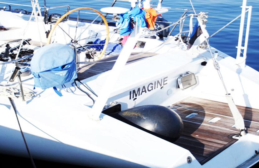 Испанские власти задержали яхту с полутонной кокаина и гражданином Эстонии на борту