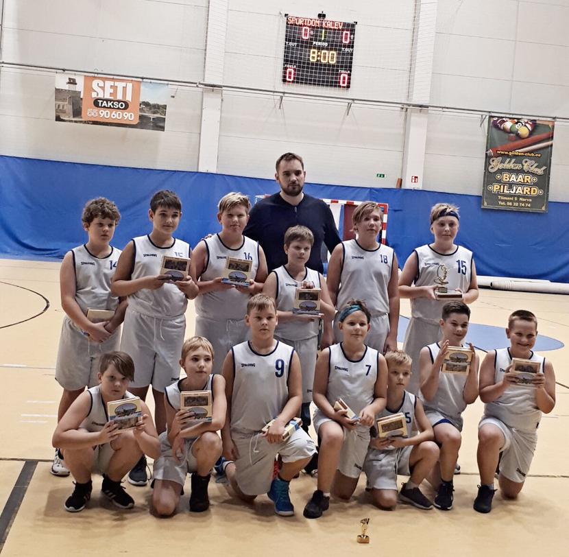 Narva Basket состоялся в 20-й раз