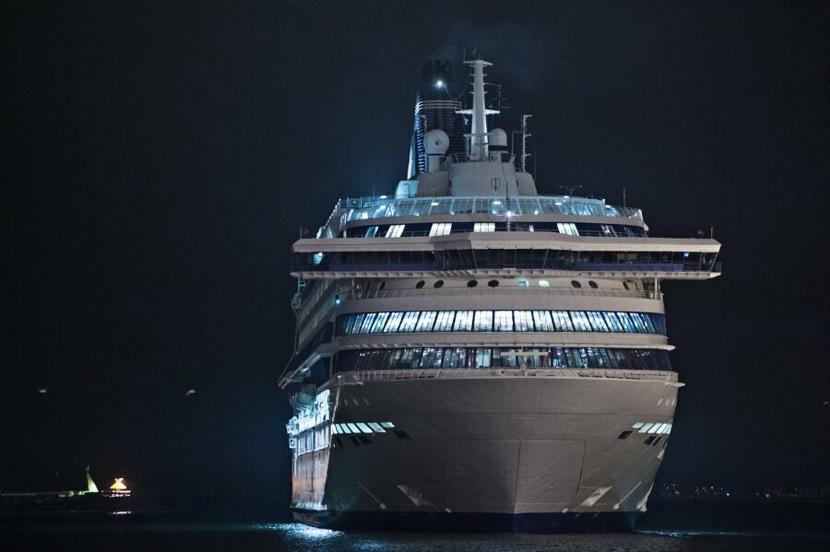 Ночью на борту Silja Europa были найдены два трупа