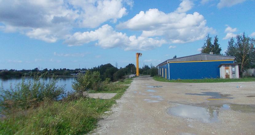 Территория порта Кулгу будет благоустроена