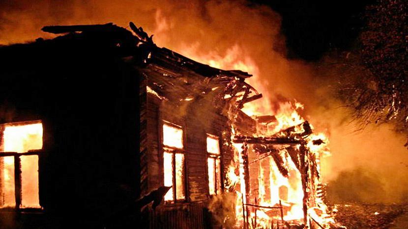 В сентябре в пожарах погибло 5 человек