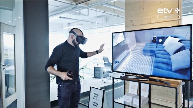 Новая 3D-технология позволяет перед покупкой прогуляться по квартирам в виртуальной реальности