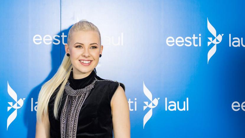 """+ВИДЕО. Эстонская певица Ника прошла этап слепых прослушиваний в телеконкурсе """"Голос"""""""