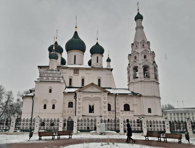 +Галерея. Всемирная встреча в Ярославле: пора заступать на вахту памяти