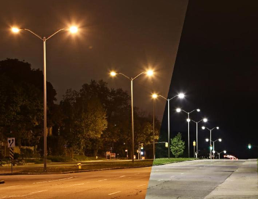 Просчитались: стоимость обновления уличного освещения в Нарве выросла в два раза