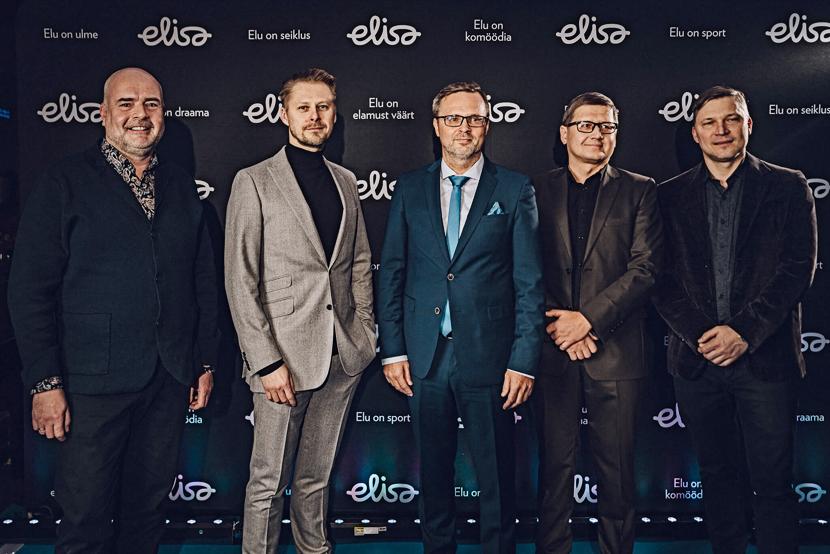 """На кинофестивале PÖFF состоялась премьера первого эстонского шпионского сериала – """"Reetur"""""""