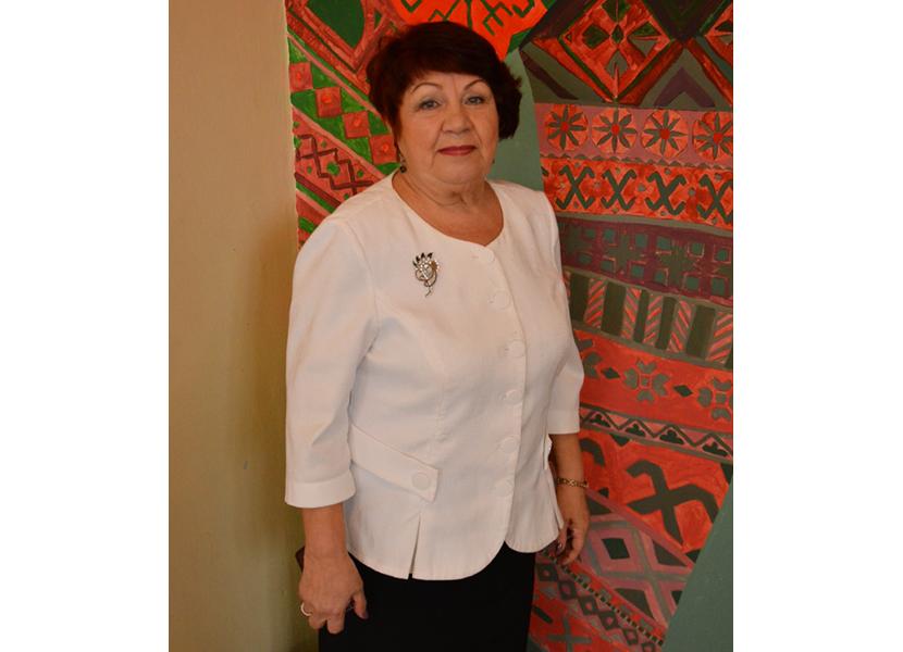 Светлана Перцева, живущая «Надеждой»