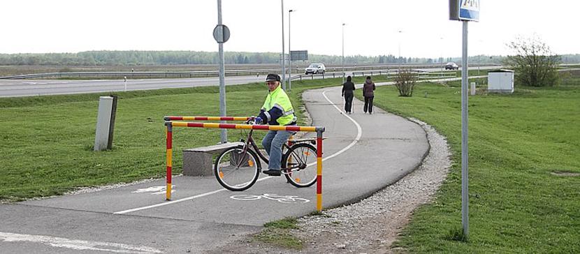 Велодорожки свяжут Нарву и Нарва-Йыэсуу в конце 2020 года