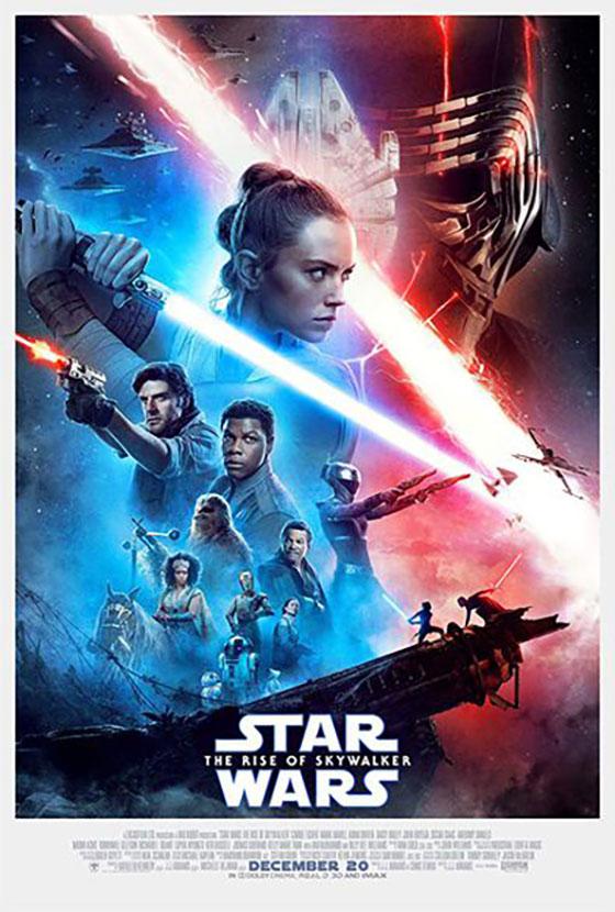 Звёздные Войны: Скайуокер. Восход (12+)