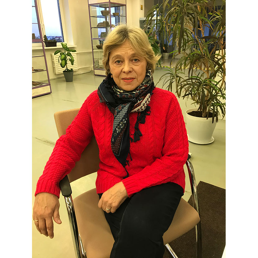 Елена Сергейчик: философия  дает возможность смотреть на мир  с большей перспективой