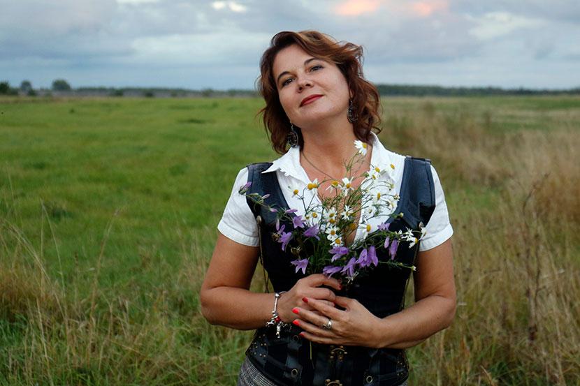 Евгения Зеленская: для меня стихи – терапия