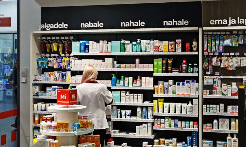 Теперь рецепты можно продлить в 17 аптеках по всей Эстонии