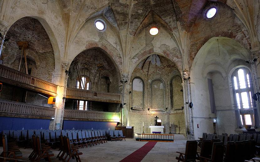 Государство надеется открыть Нарвскую Александровскую церковь для посетителей в этом году