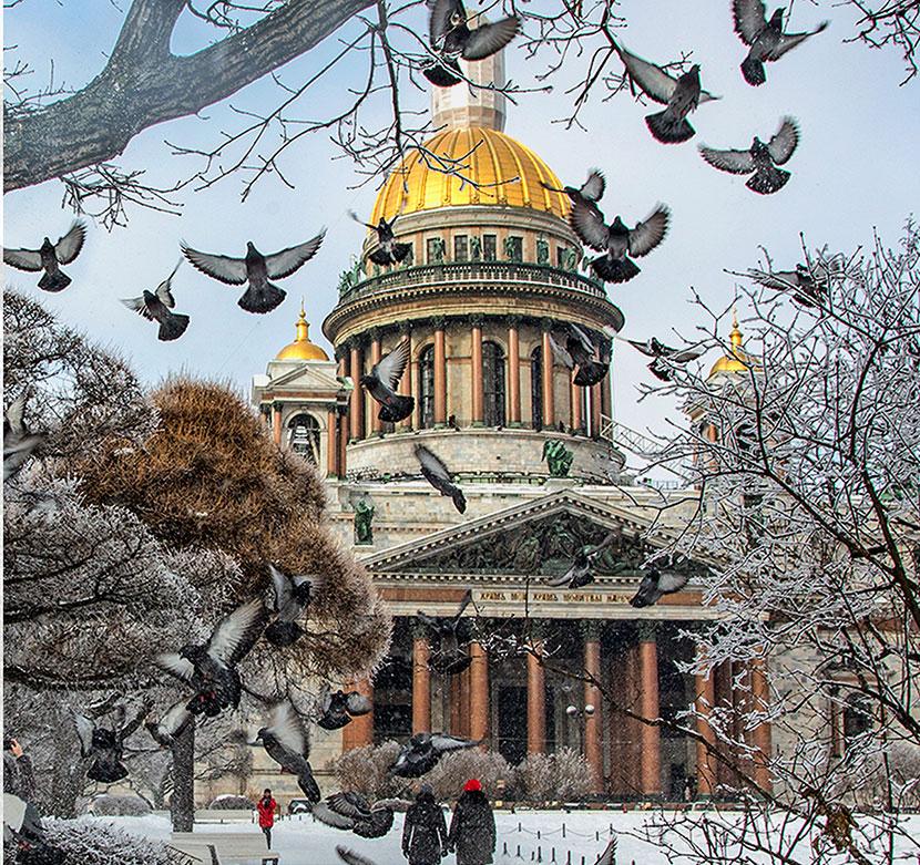 Фотовыставка «Великие храмы Санкт-Петербурга» открывается 11 января