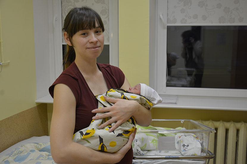 Практика семейных родов  становится в Нарве все популярнее
