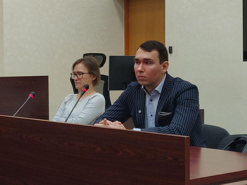 По требованию подсудимого нарвская судья удалила журналистов с открытого заседания