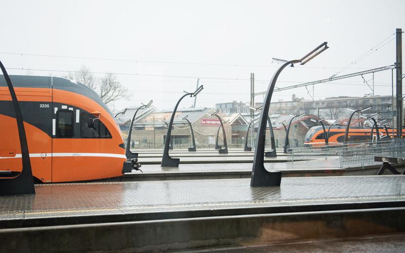 Поезда Таллинн-Москва перевезли рекордное число пассажиров