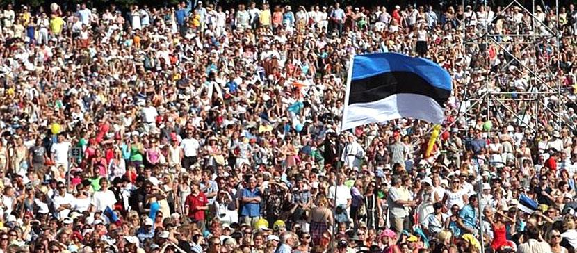 Численность населения Эстонии уже пять лет увеличивается за счет иммиграции