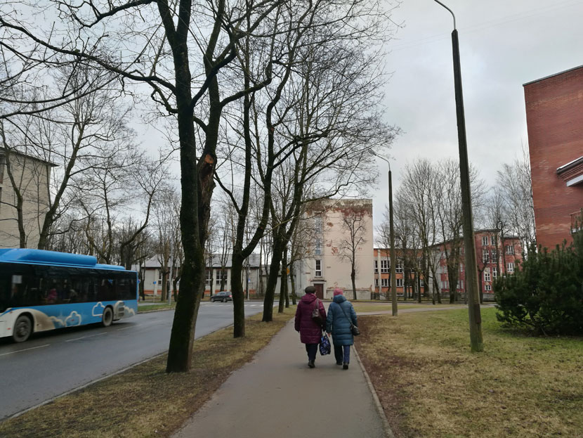 Как будет выглядеть нарвская Эстонская основная школа, еще неизвестно. А сроки поджимают