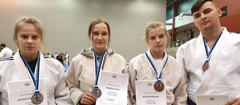 Смотрите последние результаты воспитанников нарвской спортшколы «Энергия»!