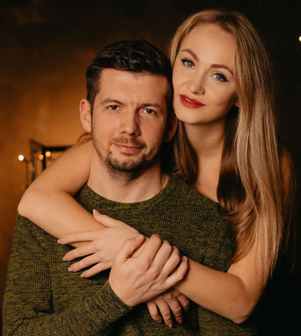 Мартин Репинский рассказал в Facebook, что расстался с Сирет Котка из-за ее неверности