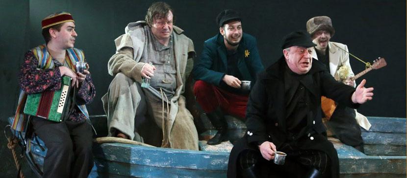 29 февраля - 4 марта в Нарве пройдут Дни петербургских театров
