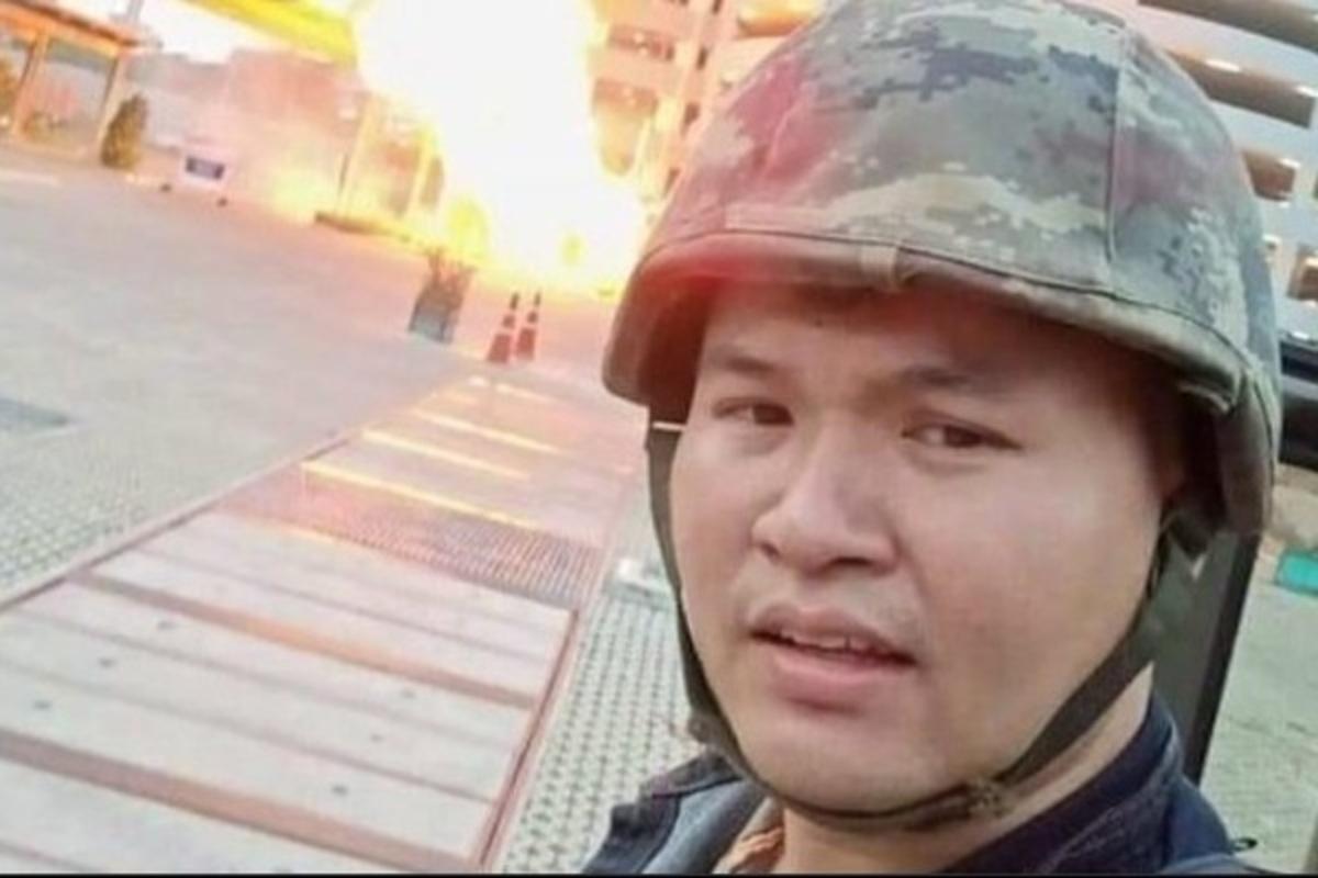 """""""Никто не может избежать смерти"""". Солдат убил не менее 17 человек в Таиланде и захватил заложников"""