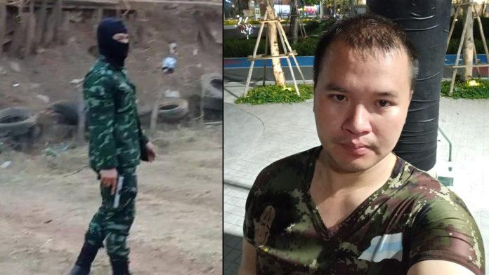 Таиландский военнослужащий, убивший 26 человек, ликвидирован