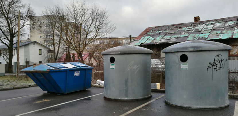 Подорожает ли в Нарве вывоз мусора? Читатель спросил, мы узнали, что ждет нарвитян