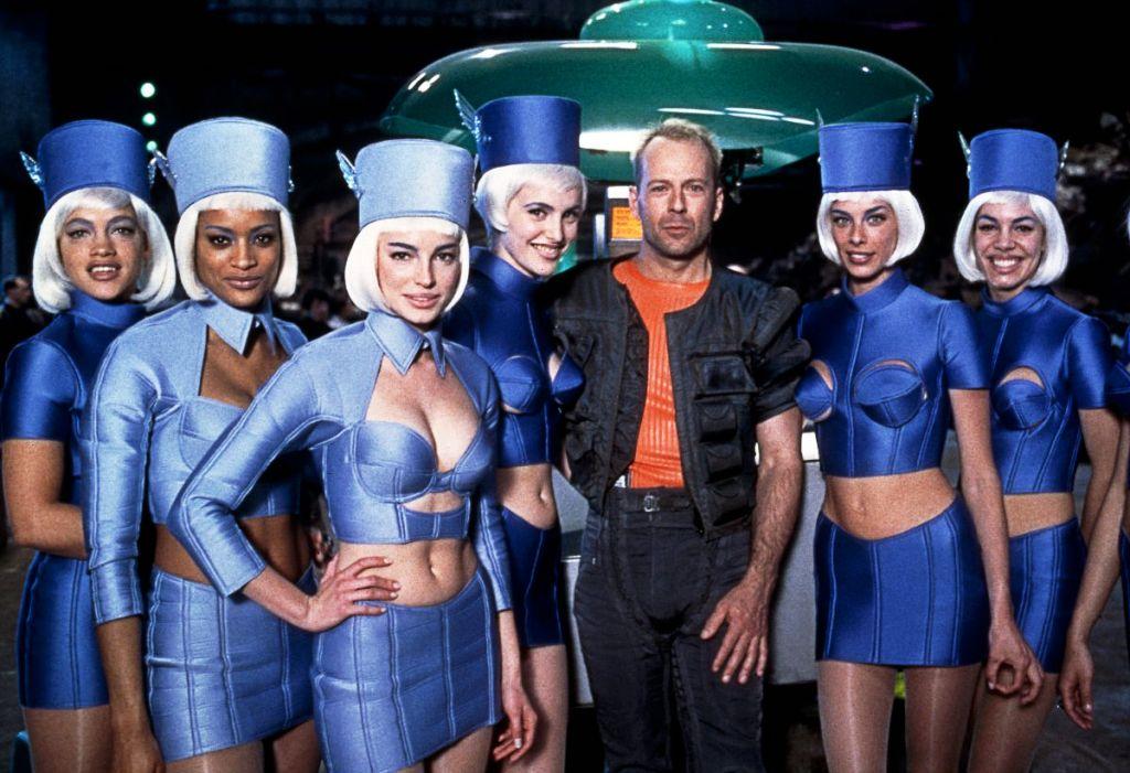 Брюс Уиллис сразится с инопланетянами в фильме «Космический грех»