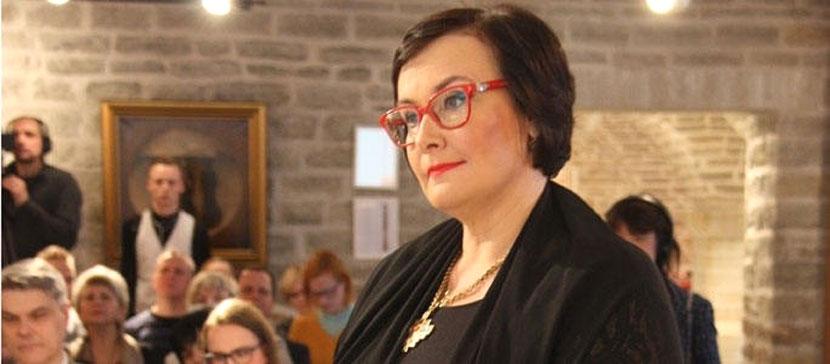 На Катри Райк подали заявление в прокуратуру. Утверждают, что она торговала влиянием и подделала документ. Райк: обвинения непонятны