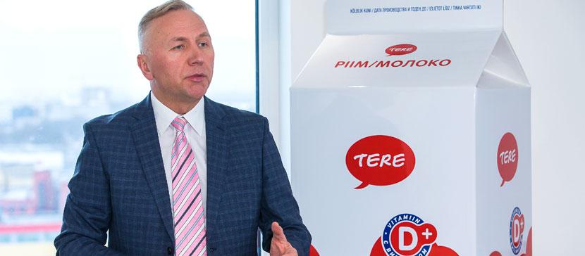 Молочное предприятие Tere выплатило кредиторам свыше 3 млн евро в рамках программы санации
