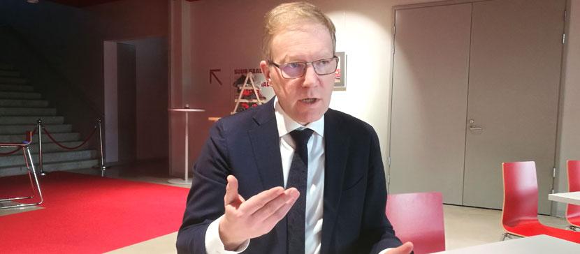 Депутат Рийгикогу от оппозиции Марко Михкельсон в Нарве: «Правительство ЭР реально провоцирует Россию»