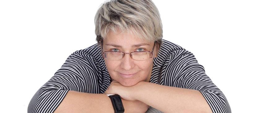 Алена Богданова, которая привезла в Нарву развлечения для тех, кто любит «шевелить мозгами»
