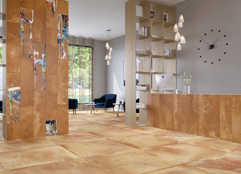 Салон дизайна интерьеров Vipex представляет: тренды 2020 года в мире керамической плитки