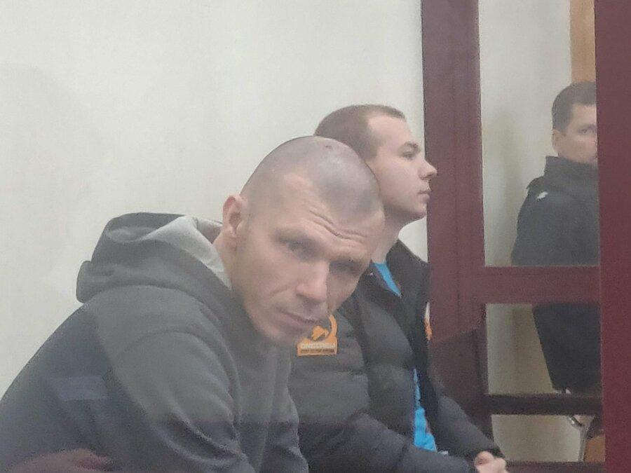 Пытавшихся убить полицейского в Нарвском арестном доме мужчин наказали серьезными тюремными сроками
