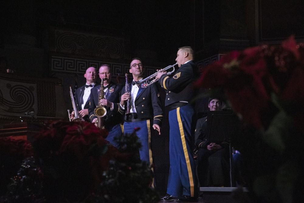 В Нарве выступит бэнд Европейской группы армии США USAREUR