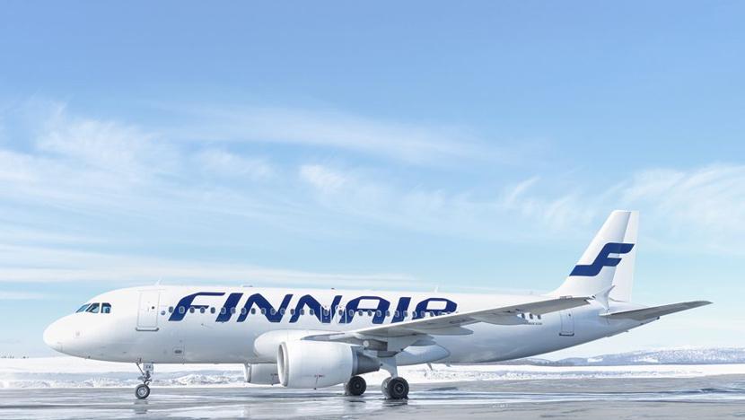 Finnair на 90 процентов сократит объем авиарейсов