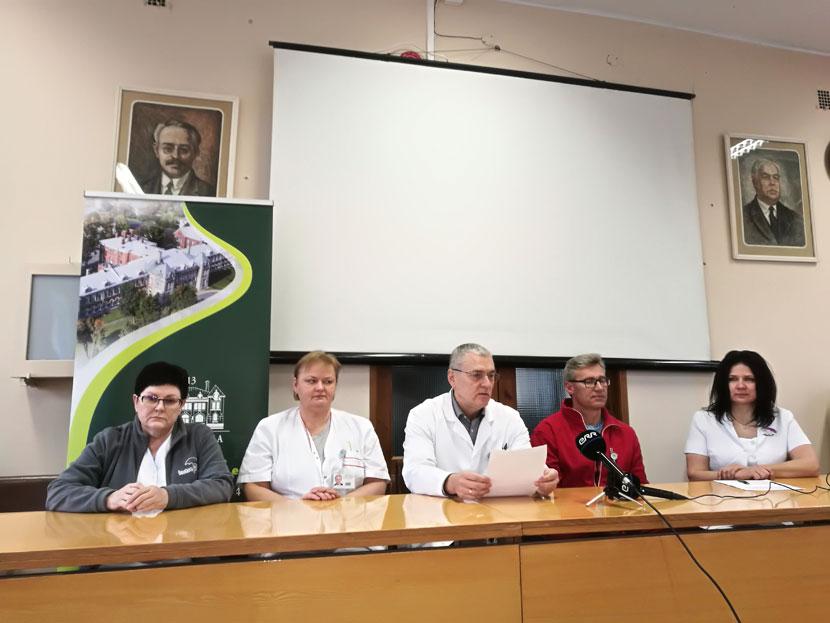 Нарвская больница переходит  на новый режим работы